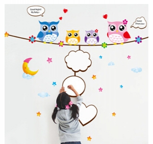 Home decoration wall sticker AM817