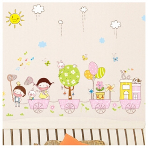Home decoration wall sticker AY7060