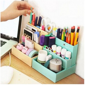 DIY Storage box 12*10*12.5cm