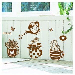 Wall decor-wall sticker AY6018