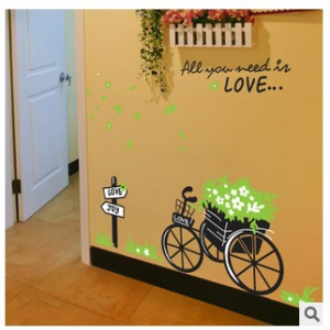 Wall decor-wall sticker  AY722