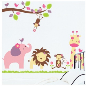 Wall sticker for kid's room AM9034