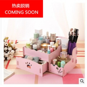 15 DIY Cosmetic box/Jewelry box