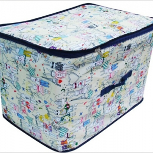 70*43*40cm Jumbo Size Thick Waterproof Storage Bag For Quilts