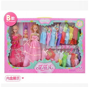 Abigail Princess Series Dolls