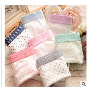 Sweet cotton panties 5pcs