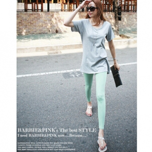D280 Candy Coloured Skinny long leggings