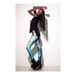 Fashion Leggings   Random design