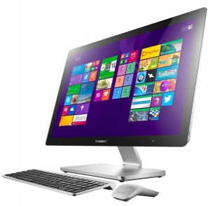 "LENOVO all-in-one PC 27"" IdeaCentre A740"
