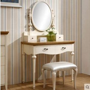 Preorder-Dressing table +chair