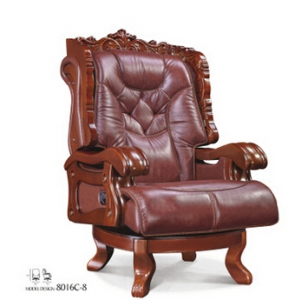 Leather office chair  8016C-8#