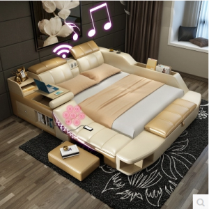 Preorder-Double bed frame+ mattress