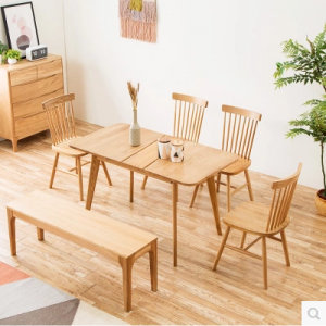 preorder- Dining table+chairs+bench