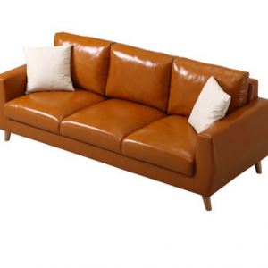 preorder- Leather sofa