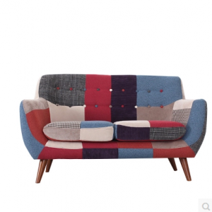 preorder- Fabric three-seat sofa+two-seat sofa+ armchair+foot stool