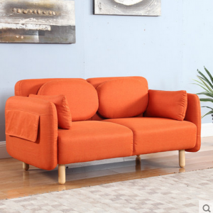 preorder- Fabric two-seat sofa