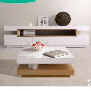 Preorder-Coffee table+TV Bench