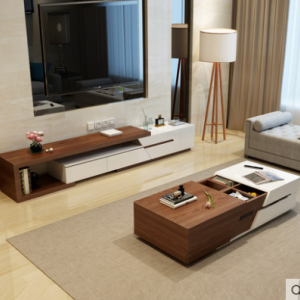 Preorder-TV bench &Coffee  table