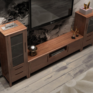 Preorder-TV bench +two chests of drawers