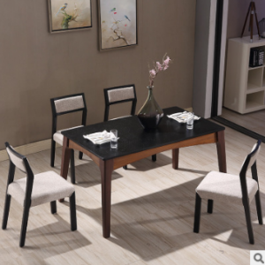 Preorder-Dining table+4 chairs
