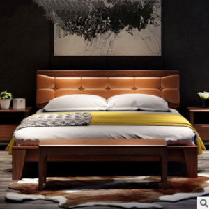 Preorder-Double bed+bed stool