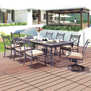Preorder-outdoor table+chairs