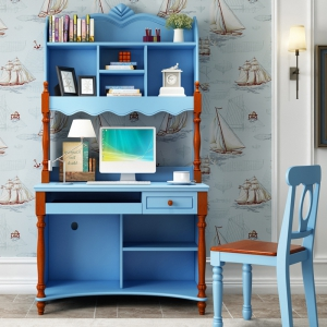 Preorder-desk+bookcase