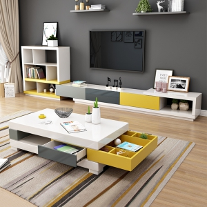 Preorder-TV bench+coffee table